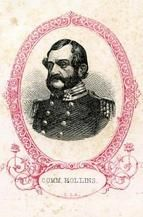 07x121.20 - Commander Hollins C. S. A., Civil War Portraits from Winterthur's Magnus Collection